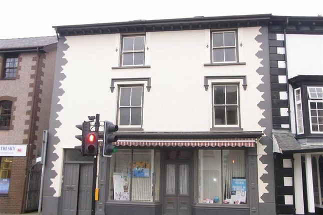 Thumbnail Flat to rent in Flat 2, 6, Penrallt Street, Machynlleth, Powys