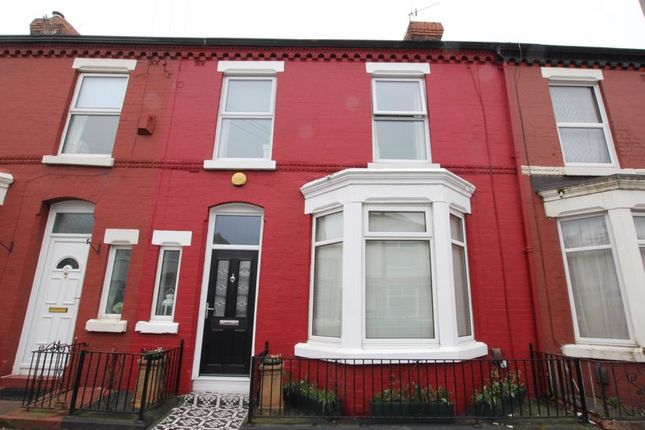Terraced house for sale in Fulwood Road, Aigburth, Liverpool