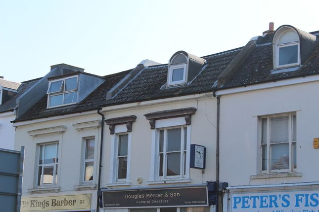 Thumbnail Maisonette to rent in Sedlescombe Road North, St. Leonards-On-Sea