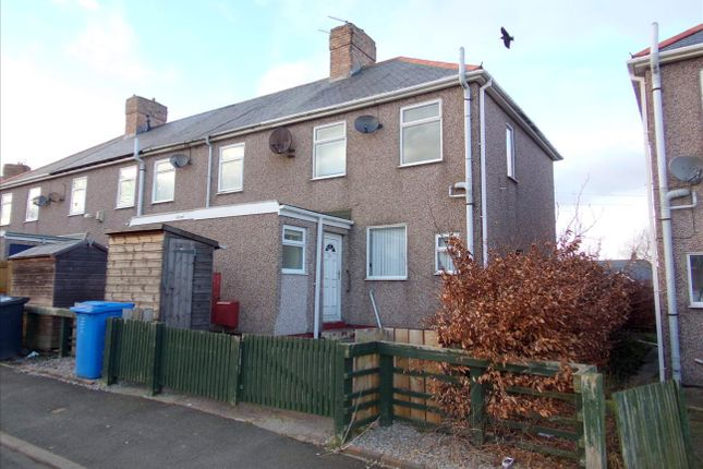Thumbnail Semi-detached house to rent in Edward Street, Pegswood, Morpeth