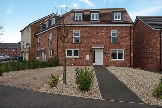 Thumbnail Semi-detached house for sale in Elder Road, Grimsby