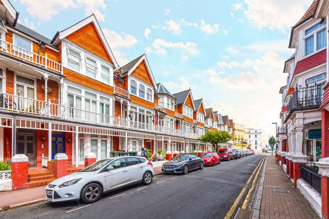 Thumbnail Terraced house for sale in Elms Avenue, Eastbourne