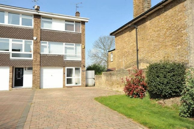 Thumbnail Town house to rent in Copper Beeches, Warley Hill, Warley, Brentwood
