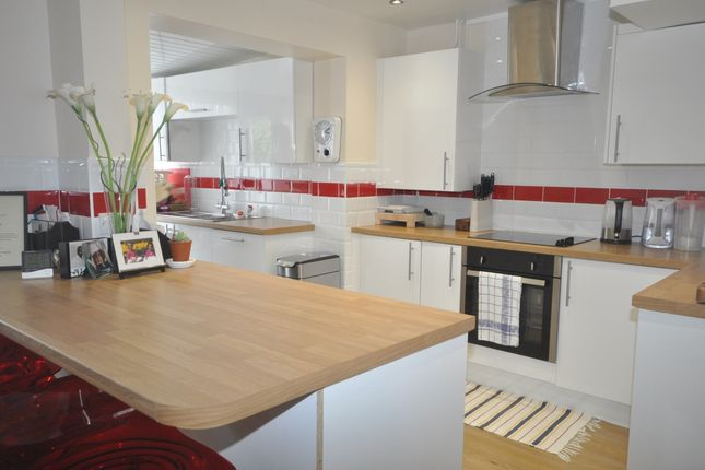 Thumbnail Terraced house to rent in Leander Drive, Gravesend