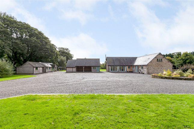 Thumbnail Detached house for sale in Norton, Presteigne, Powys
