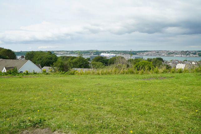 Thumbnail Land for sale in Building Plot, Milton Terrace, Pembroke Dock