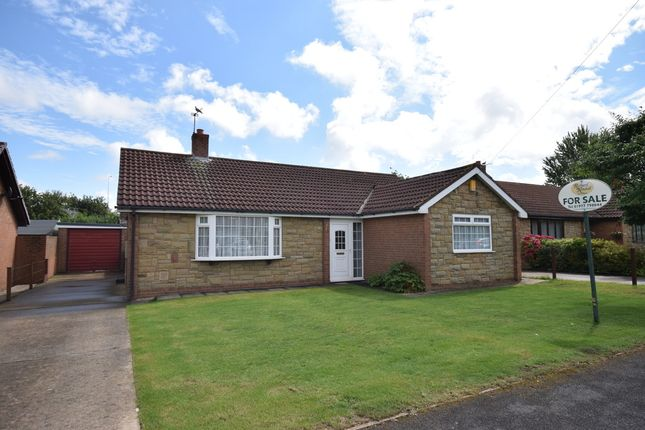 Thumbnail Detached bungalow for sale in Limetrees, Pontefract