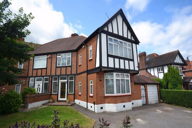 Thumbnail Semi-detached house for sale in The Fairway, Sudbury Court Estate, Middlesex
