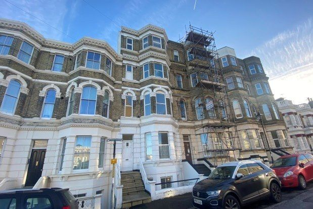 Thumbnail 2 bed flat to rent in 24 Dalby Square, Margate