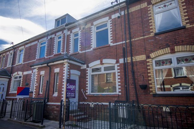 Thumbnail Terraced house to rent in Queen Street, Griffithstown, Pontypool