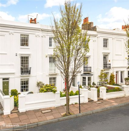 Thumbnail Terraced house for sale in Upper North Street, Brighton