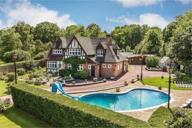 Detached house for sale in Lake View Road, Felbridge, Surrey