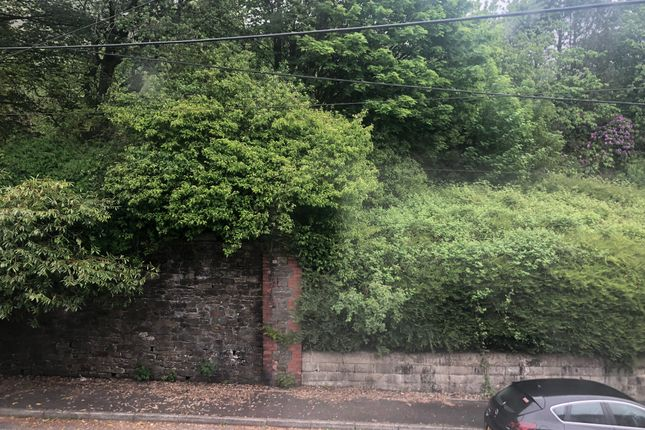 View From Front of Upper Adare Street, Pontycymer CF32