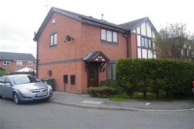 Castlegrange Close, Wirral CH46