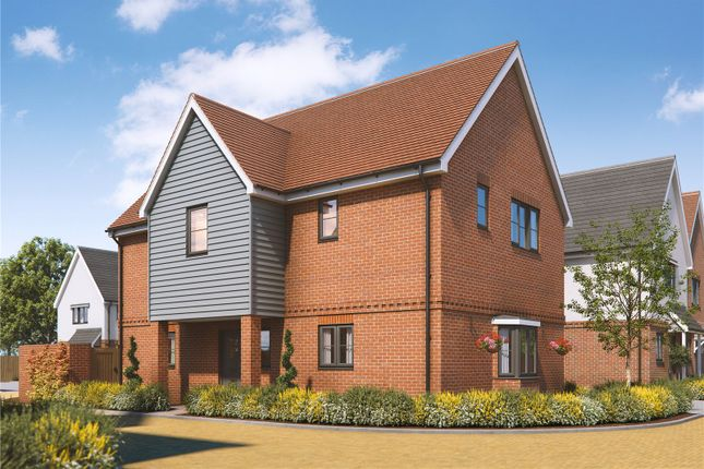 Thumbnail Detached house for sale in Orchard Gardens, Melbourn, Royston