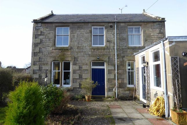 Thumbnail Semi-detached house for sale in Bishopgate, Cupar, Fife