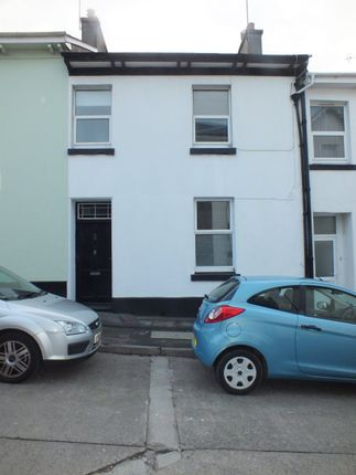 Thumbnail Terraced house to rent in Park Road, Torquay