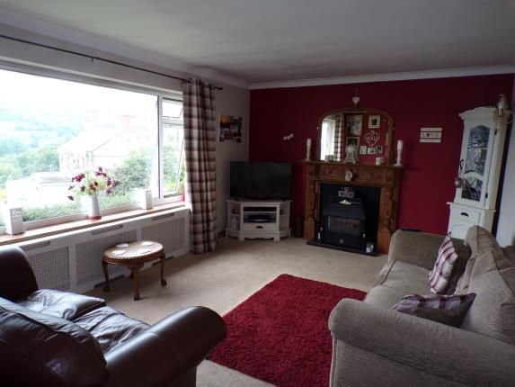 Living Room of Nant Road, Coedpoeth, Wrexham, Wrecsam LL11
