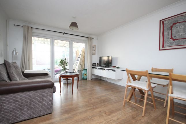 Thumbnail Terraced house to rent in St. Lukes Close, London