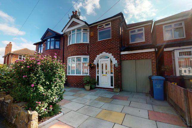 4 bed semi-detached house for sale in Whitegate Park, Flixton, Urmston, Manchester M41