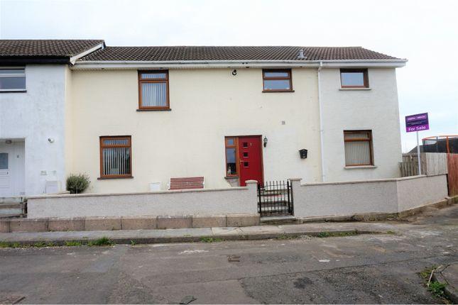 Thumbnail End terrace house for sale in Marshallstown Mews, Carrickfergus