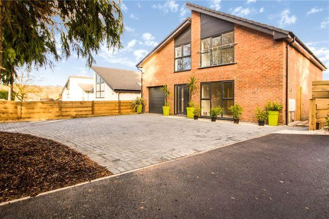 Thumbnail Detached house for sale in Sheepwalk Lane, Ravenshead, Nottingham