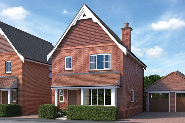 "Thumbnail Property for sale in ""The Bramble"" at Wheeler Avenue, Wokingham"