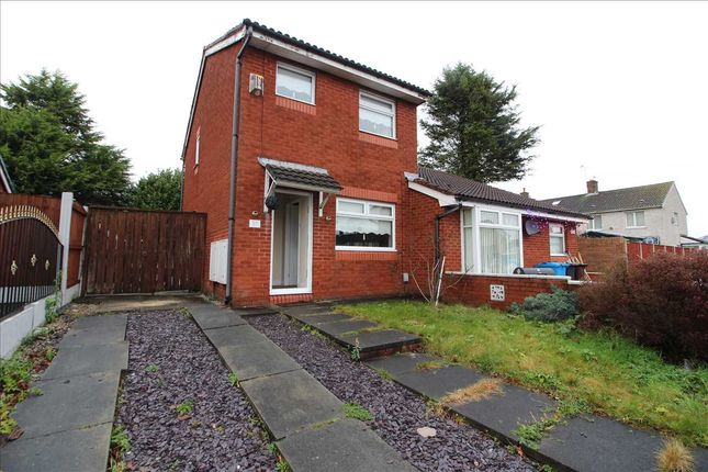 Thumbnail Semi-detached house for sale in Elstead Road, Kirkby, Liverpool