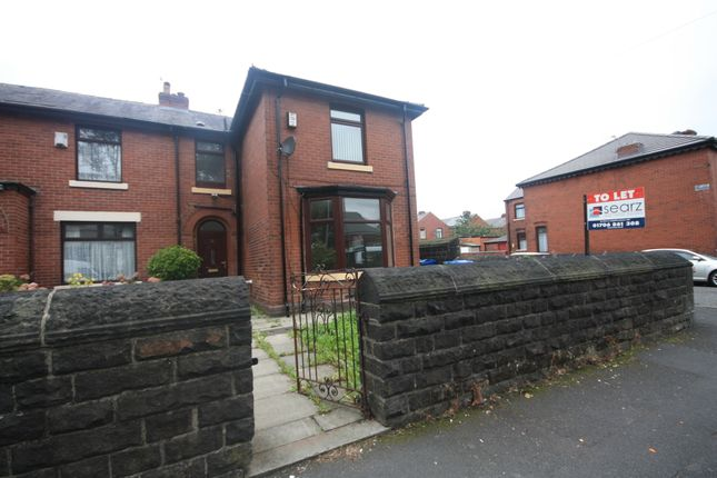 Thumbnail Terraced house to rent in Mere Street, Rochdale