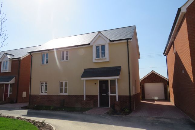 Thumbnail Detached house for sale in Mildenhall Road, West Row, Bury St. Edmunds