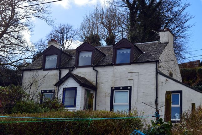 Thumbnail Flat for sale in Upper Flat, Cherrybank Cottage, Ardbeg Road, Rothesay, Isle Of Bute