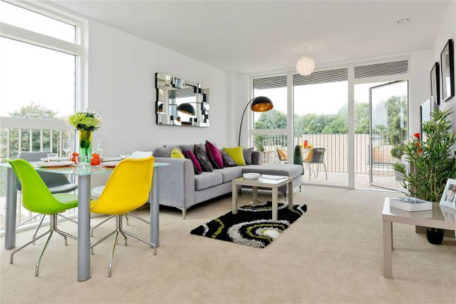 Thumbnail Flat for sale in Westbrook Centre, Milton Road, Cambridge