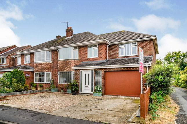 Thumbnail Semi-detached house for sale in Yiewsley Crescent, Stratton St. Margaret, Swindon