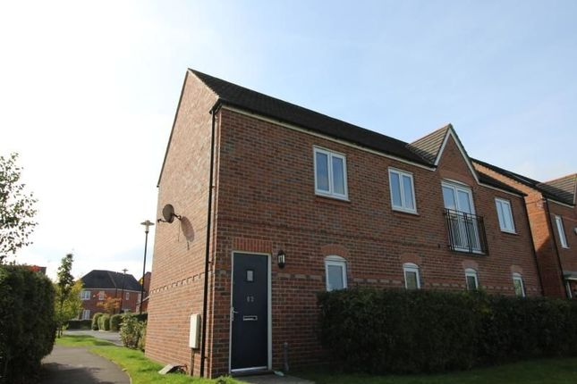 Thumbnail Flat to rent in Riverbrook Road, West Timperley, Altrincham
