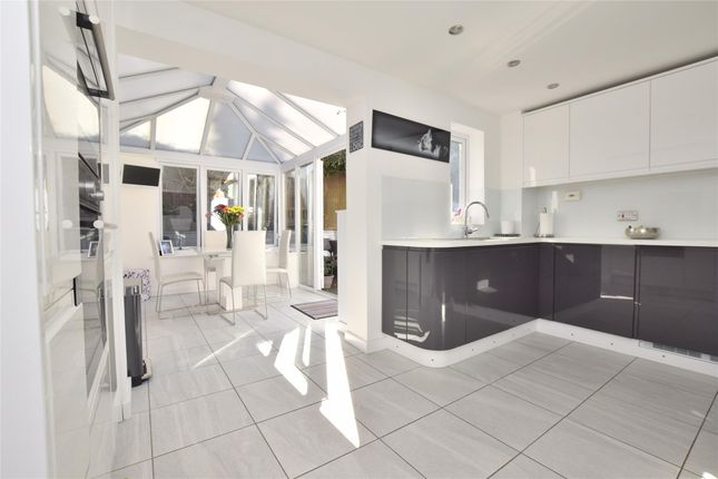 Thumbnail End terrace house for sale in Glanville Gardens, Kingswood