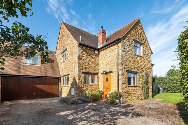 Thumbnail Detached house for sale in Sibford Road, Hook Norton