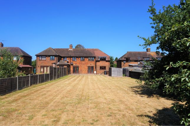 Thumbnail Semi-detached house for sale in High Street, Woking