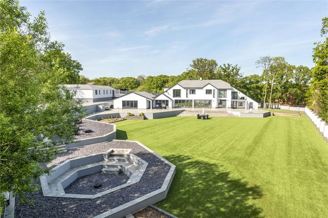 Thumbnail Detached house for sale in Bishops Wood Road, Mislingford, Hampshire