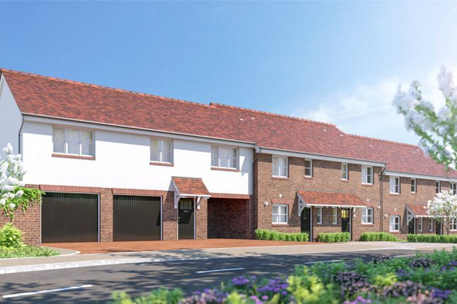 Thumbnail Flat for sale in Aurum Green, Crockford Lane, Chineham, Hampshire