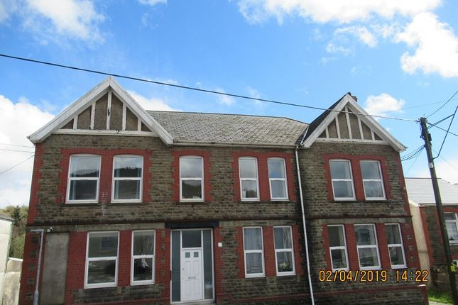 Thumbnail Flat to rent in Travellers 95 High Street, Nantyffyllon, Maesteg, Bridgend.
