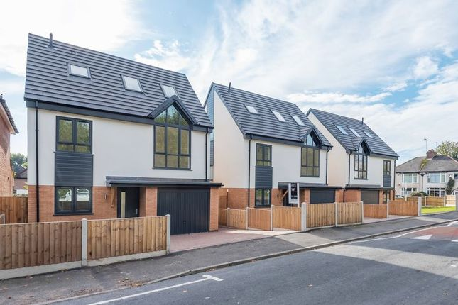 Thumbnail Detached house for sale in Clark Road, Compton, Wolverhampton