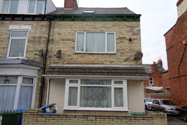 Thumbnail Duplex to rent in Haslemere Avenue, Bridlington