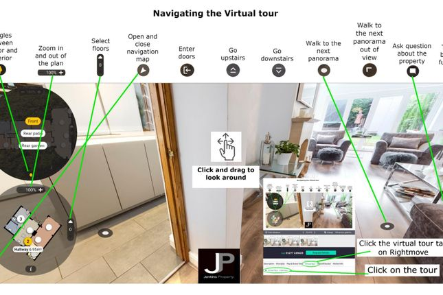 Virtual Tour Guide Lines Rm