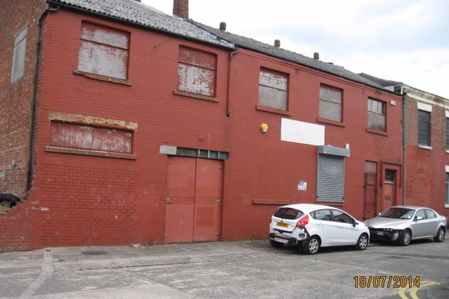 Thumbnail Land for sale in Isherwood Street, Preston