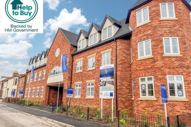 2 bed flat for sale in Berkeley Court, 37 Warwick Street, Earlsdon, Coventry CV5