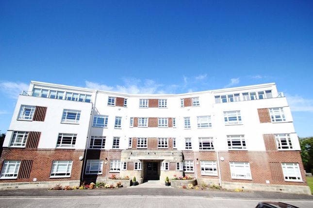 Thumbnail 2 bed flat to rent in Sandringham Court, Newton Mearns