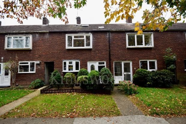 Thumbnail Terraced house for sale in Gobions, Basildon
