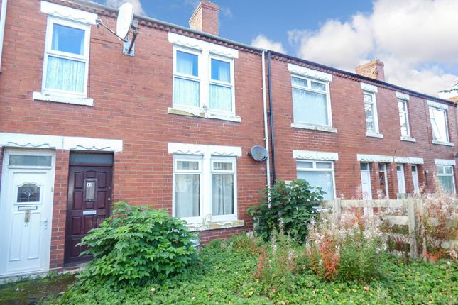 Thumbnail Flat to rent in Hawthorn Road, Ashington