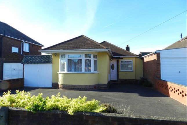 Thumbnail Bungalow for sale in Heath Way, Shard End, Birmingham