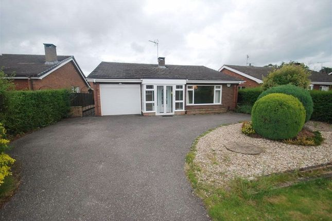 Thumbnail Bungalow to rent in Silvester Way, Hillcroft Park, Stafford